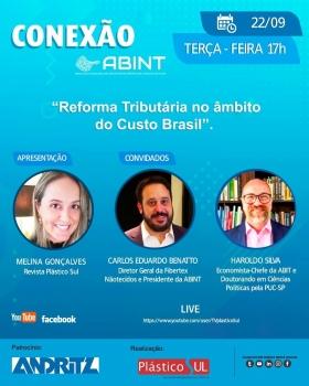 Conexão ABINT: Reforma Tributária no âmbito do Custo Brasil