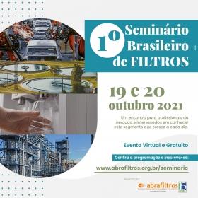1º Seminário Brasileiro de FILTROS